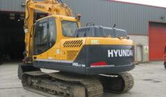 Hyundai 140LC-9A Paudie White 003
