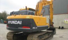 Hyundai 140LC-9A Paudie White 004